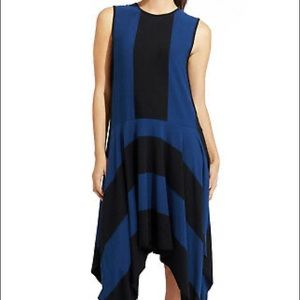Derek Lam 10C x Athleta handkerchief hem dress